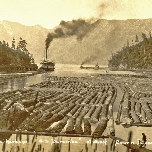 Snug Cove circa 1915