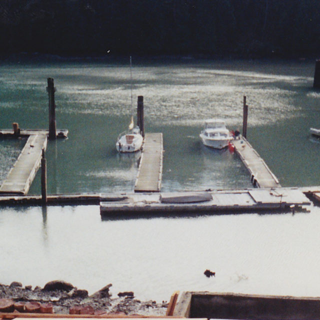 Docks in unsafe condition