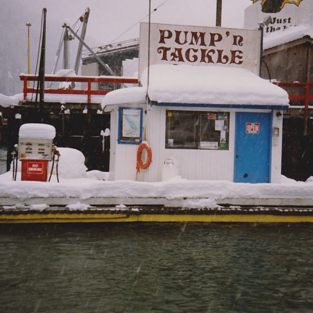 Marine gas bait and sundries
